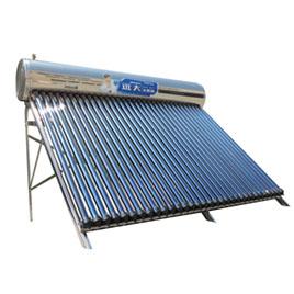 一体承压太阳能热水器-3